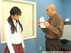 Sexy Mackenzee Pierce Bounces Her Ni.. teacher sexy hardcore