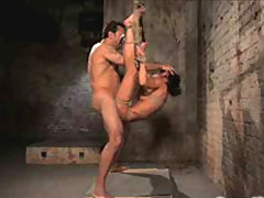 Holly Wellin Is Dominated In Bondage.. fucking domination ass