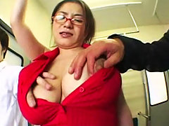 Big Boobed Asian Teen