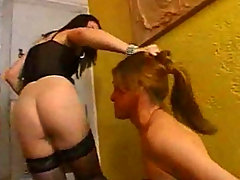 Explicit Harsh Lesbian Domination