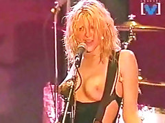 Celebrities classic Courtney Love