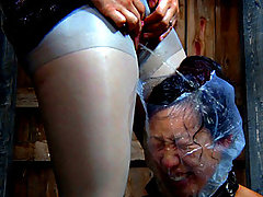 She has been caned,whipped,violated
