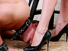 Russian Mistress Goes Crazy russian domination