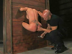 Hogtied Slave Sex And