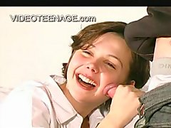 Amelie Teen Laughing teen
