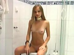Kristina Fey Whip Bathroom