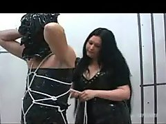 Mistress In Black-2 spank