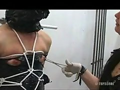 Mistress In Black-5 spank
