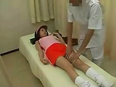 Japanese Teen Massaged Bone