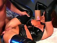 Lady Cop Fucks Her Prisoner lady fucking domination