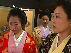 Asian Japanese Freshly Geisha