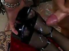 Jenaveve Gets Jizzed On