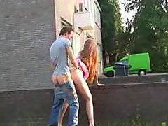 Street Fucking pussy prostitut