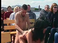 Fucking In Public pussy