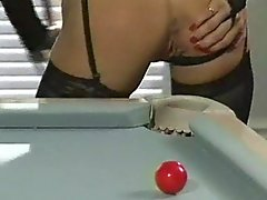 Anal Pool Play stocking