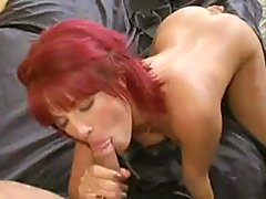 Hot Redhead Gives Wild