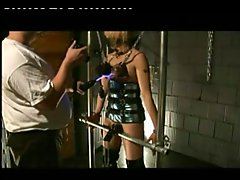 Slave Eva Tit Bondage Part-1 slave domination