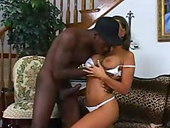A Big Black Cock For A Cute Girl cute cumshot black