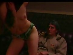 Army Officer Seduced By Brunette office brunette