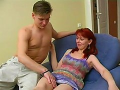 Mom And Son teen