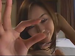 Very Sexy Japanese Model Teasing Her.. tease sexy model