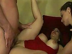 Orgasmic Threesome  Devils