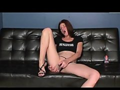 Couch Fingering Squirt 2