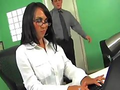 Horny Secretary Surprise