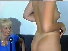 Hot Dildo Demonstration (clip)