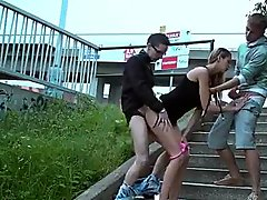 Teen Girl Street Sex