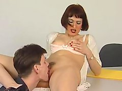 Pale babe likes sex - Venality Productions