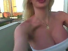 Ana Mancini upskirt 