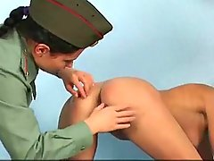 Military medical examination 