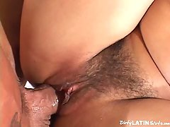 Latin Anal Creampie 