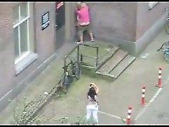 Street Fuck In Amsterdam
