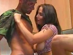 Great army girl 