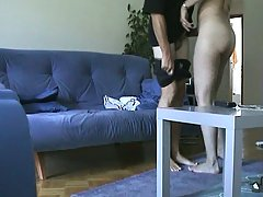 Submissive at Home 