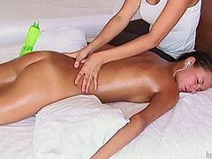 Ipod Girl Massage 