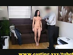 Casting-A creampie for such