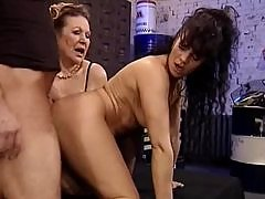 Granny and Milf Fuck the Mechanic Demilf com