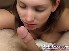 Lelu LovePOV Upskirt Suck