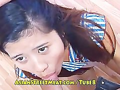 Cute Thai Cum Dump Girl