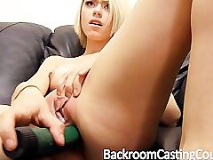 Bella on Backroom Casting