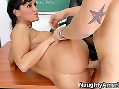 Lisa Ann-My First Sex Teacher