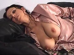 Satin+Teasing+in+hot+dress+masturbating.+hot+mature+lady+-+sexy+teas..   