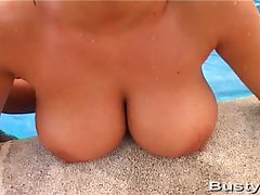 Beautifuuly Busty Babes Bouncing