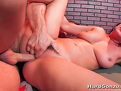 Charley Chase gets her