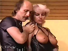Leather Surprise. A couple find themselves in need of help and recei..