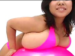 Fuko+36G+Cups+WOW.+Asain+BBW+with+Massive+Tits
