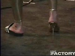 Brittany Andrews Foot Factory.
